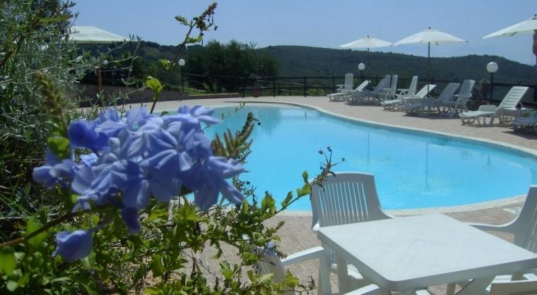 TurismoInCilento.it - B&B,Casevacanze,Hotel - Baia della Luna - Piscina