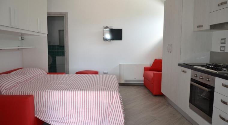 TurismoInCilento.it - B&B,Casevacanze,Hotel - La rosa dei venti - monolocale libeccio max 3 persone