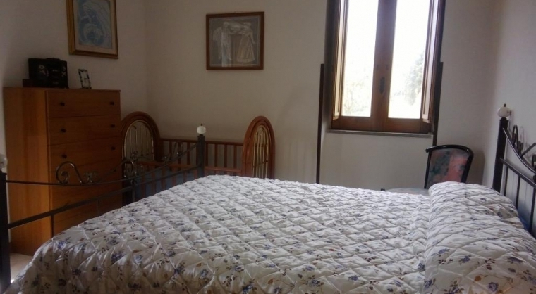 TurismoInCilento.it - B&B,Casevacanze,Hotel - Casa colonica - camera 1°piano