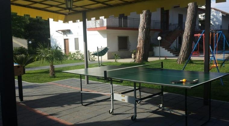 TurismoInCilento.it - B&B,Casevacanze,Hotel - RANIERICASEVACANZE - Ping-Pong