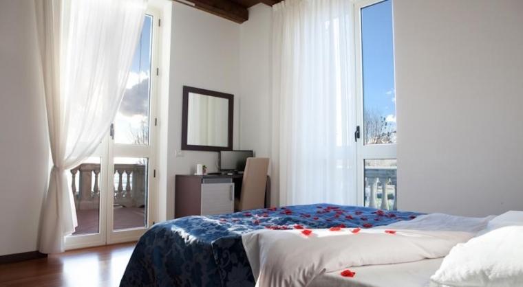 TurismoInCilento.it - B&B,Casevacanze,Hotel - Villa Angela  - Matrimoniale vista mare